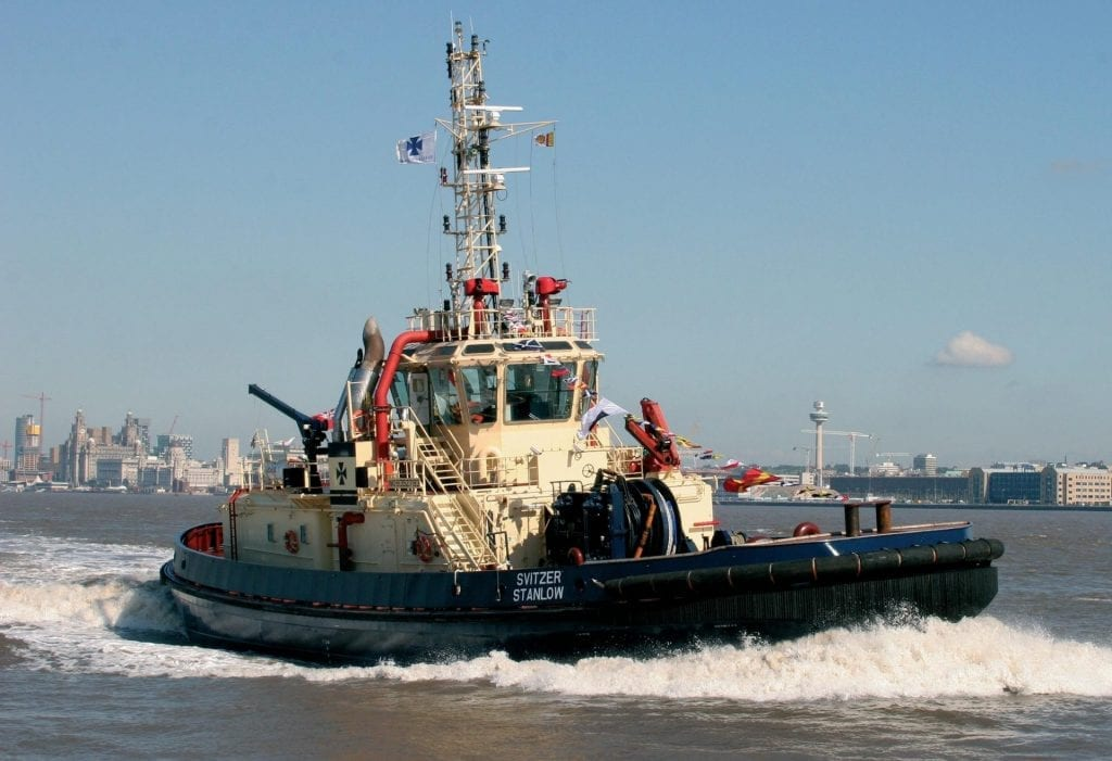 Svitzer Stanlow ship photo