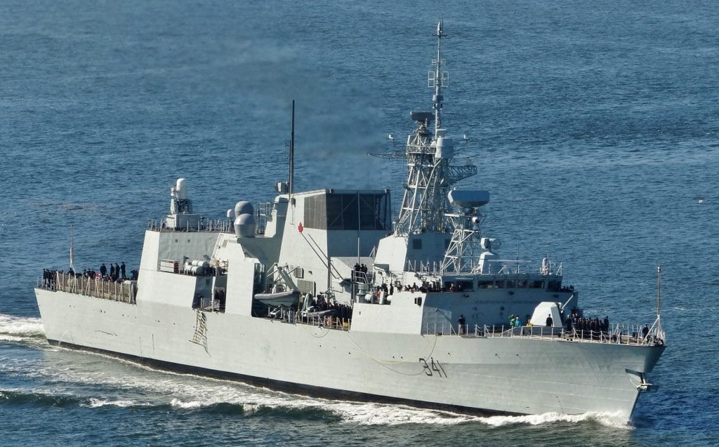 HMCS OTTAWA photo