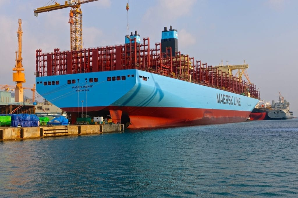 Madrid Maersk photo