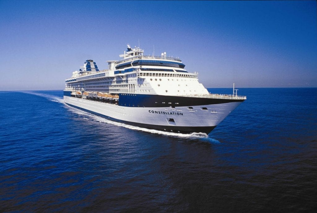 Celebrity Constellation ship photo