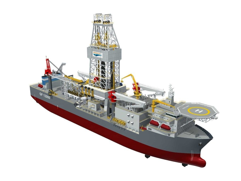 ENSCO DS-10 ship photo