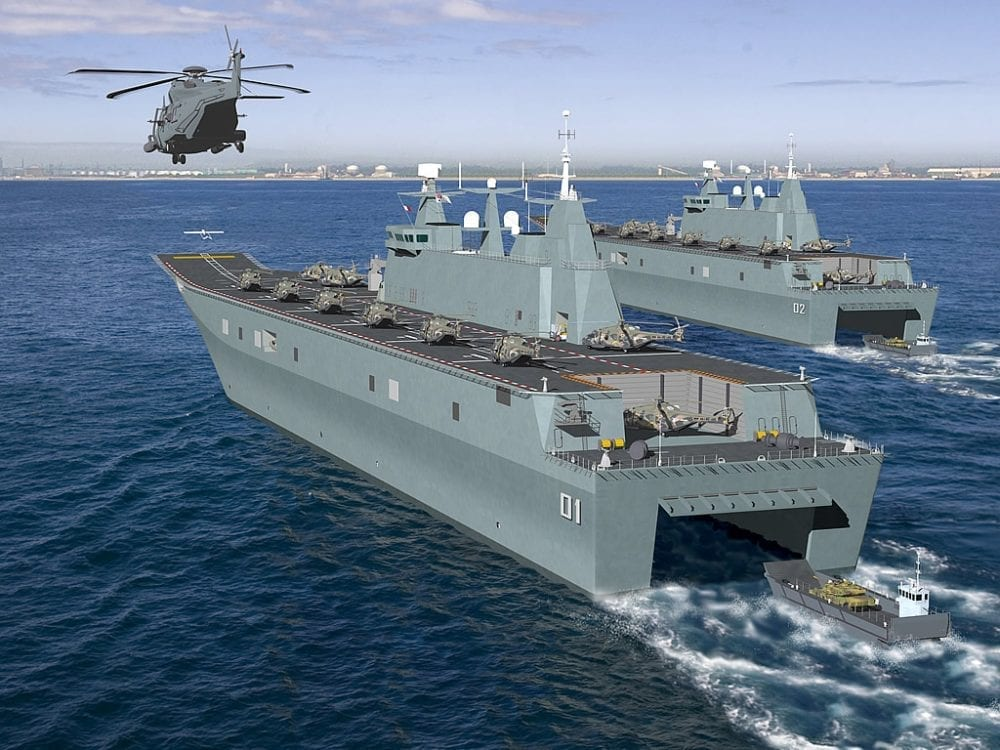 HMAS Canberra ship photo