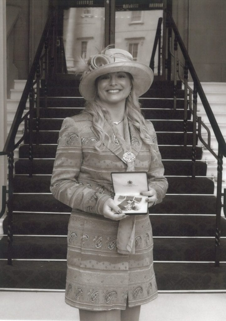 Julie Lightfoot MBE photo