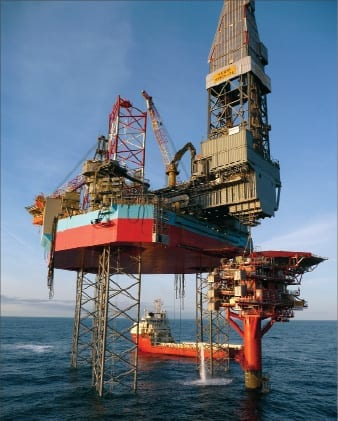 Maersk Resolute rig photo