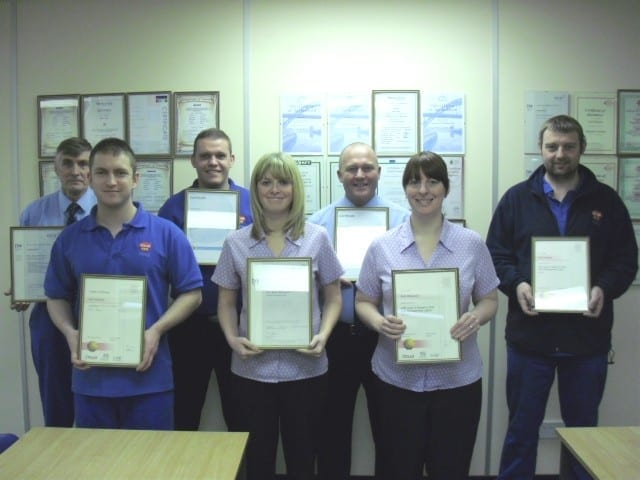 Photo showing NVQ Group