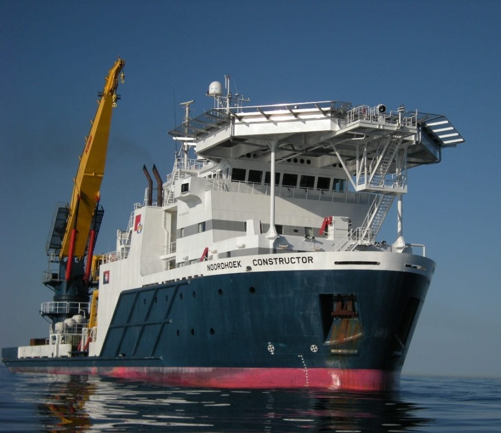 Noordhoek Constructor ship photo
