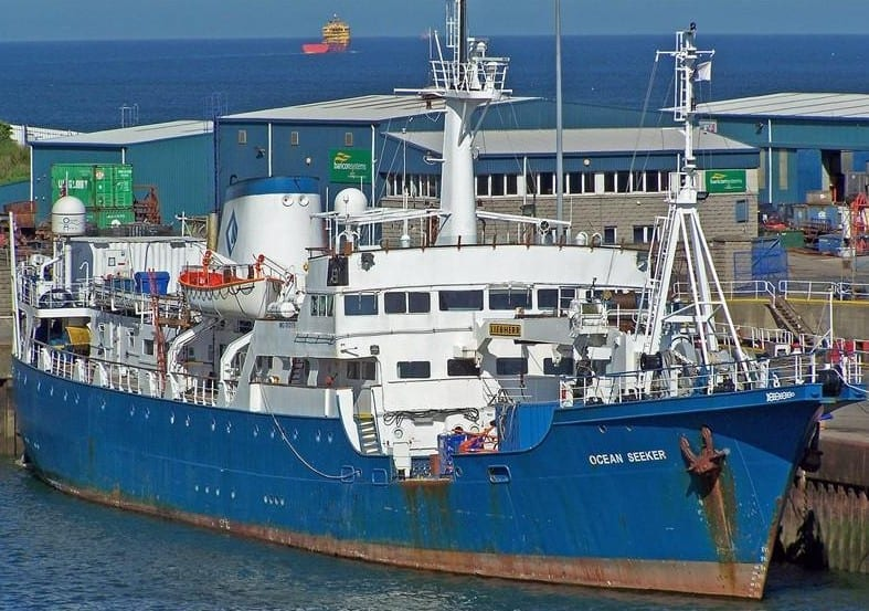 OCEAN SEEKER ship photo