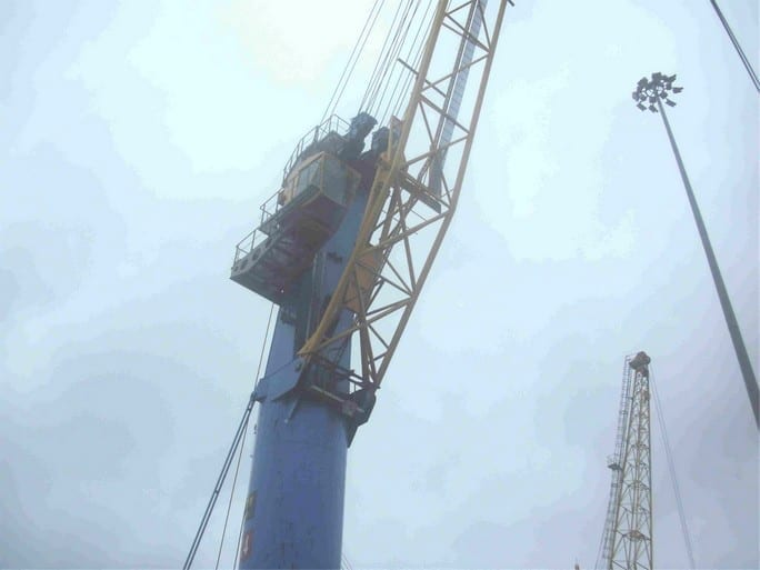 Port of Tyne Crane photo