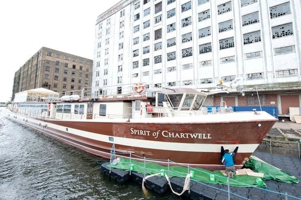 Spirit of Chartwell Refurb E London