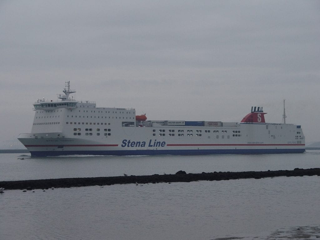 Stena Transit ship photo
