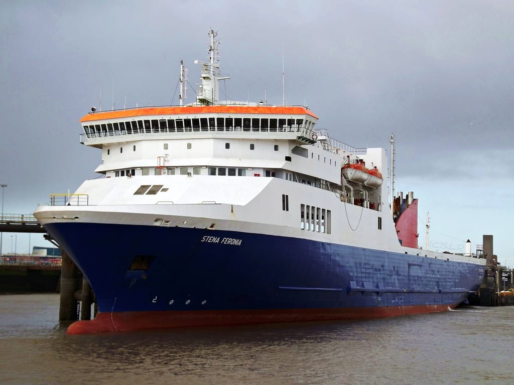 Stena Feronia ship photo