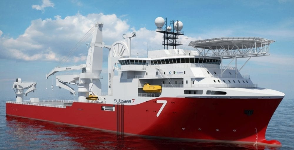 Subsea7 Seven Arctic ship photo