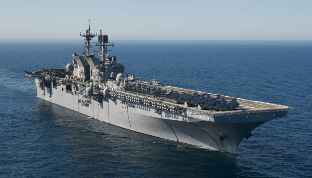 USS Makin Island ship photo