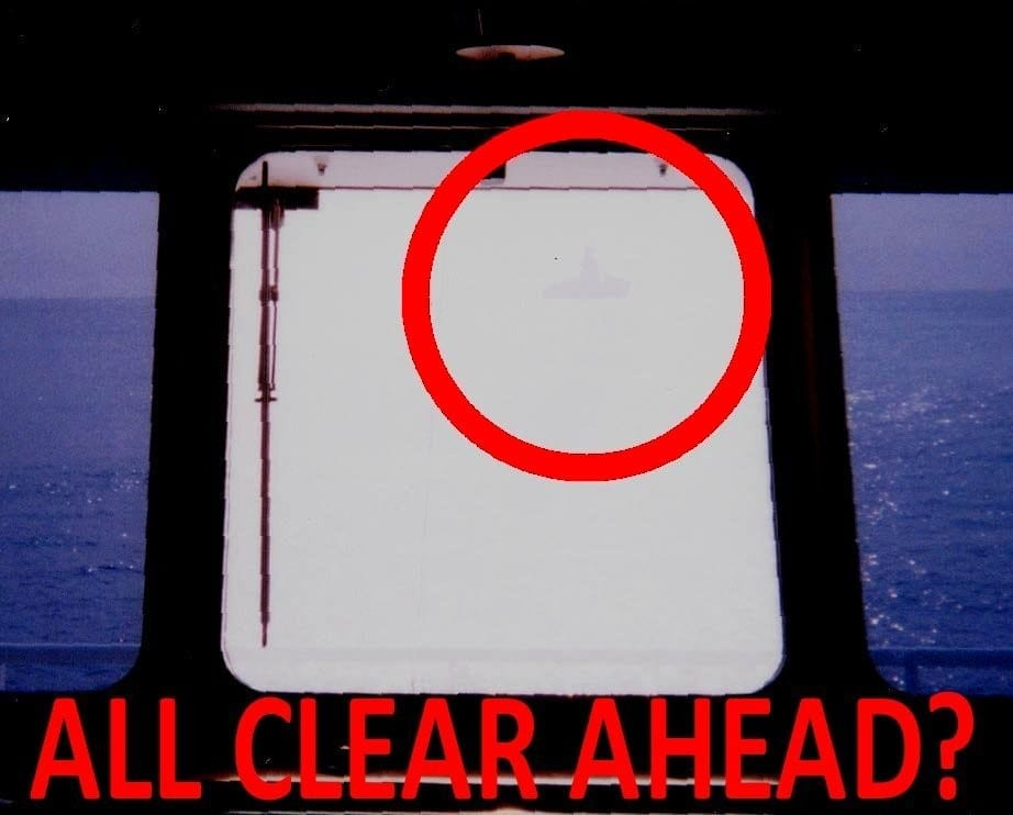 All Clear Ahead