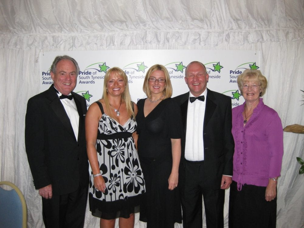 Photo showing Pride Awards 8 July 2009