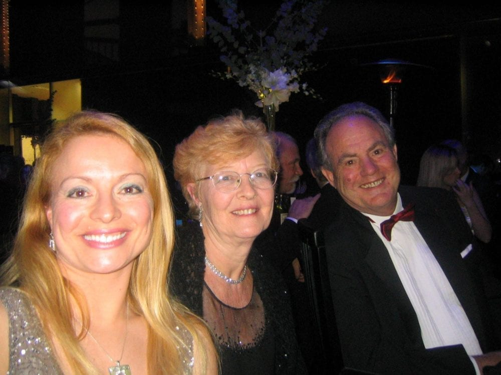 Julie, Lilian and John Lightfoot - Best of British Industry Awards 2006 photo 2