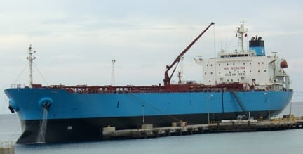 Photo showing Maersk Michigan