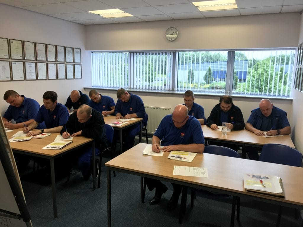 Photo of staff Training on 27 Jun 17