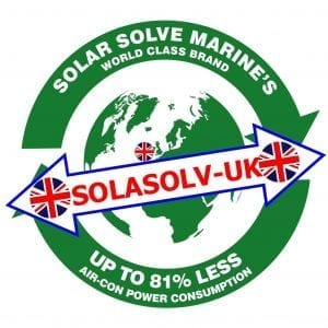 SOLASOLV-UK BE GREEN LOGO