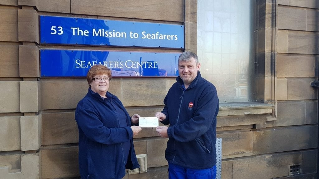 Mission to Seafarers 2018