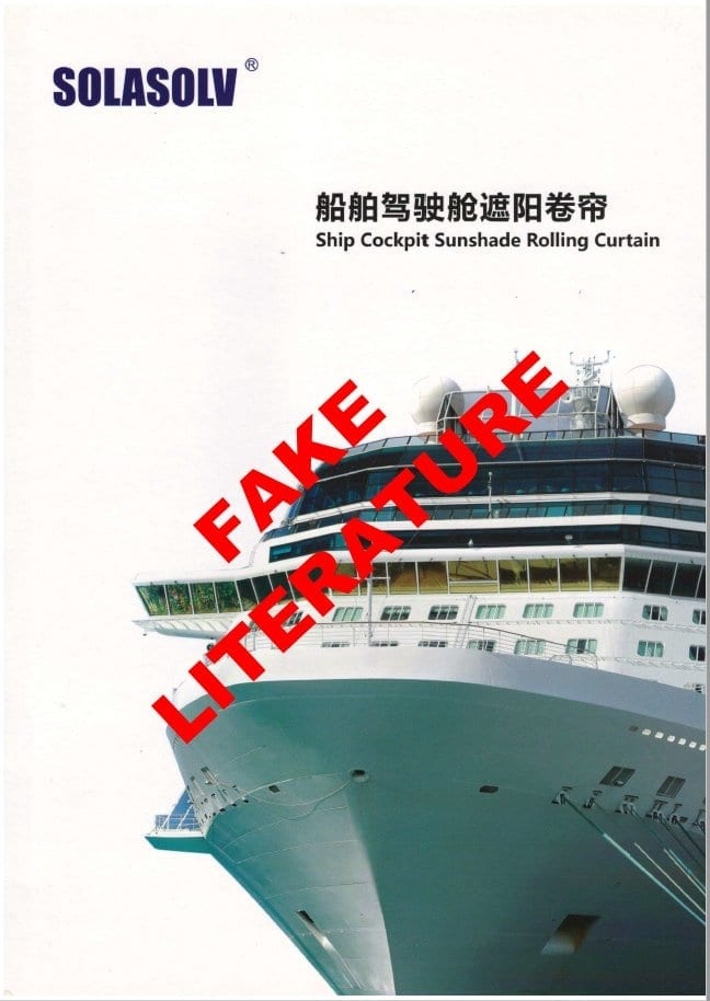 Fake Literature Image