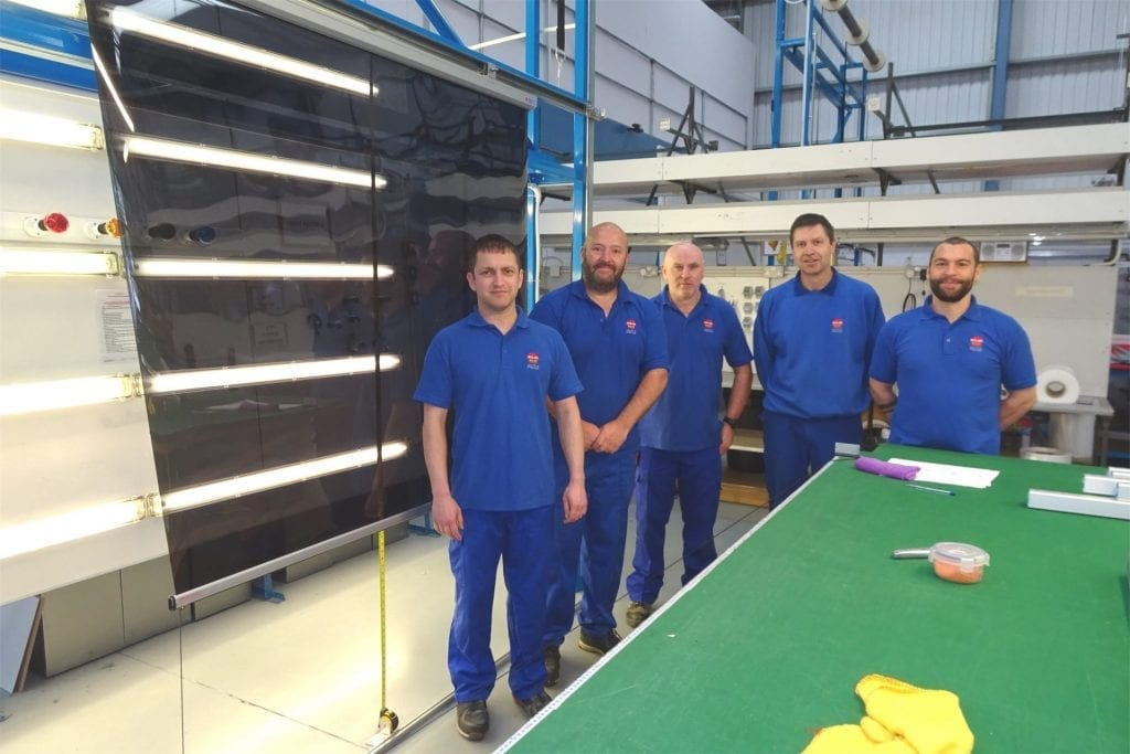 The Solar Solve Production Team